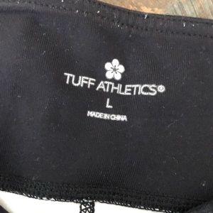 Tuff Athletics Pants - Tuff Athletics Crop Leggings